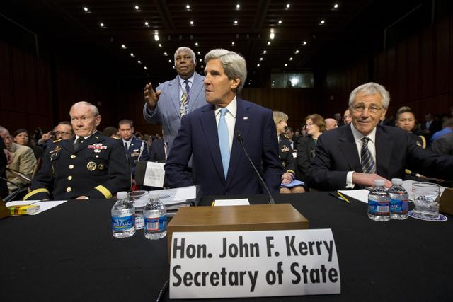 Kerry the security gennius