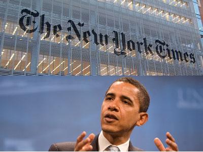 NYT - Obama