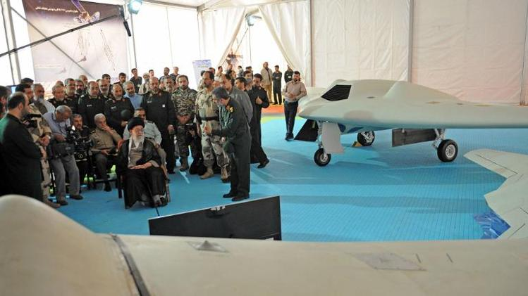 Khamenei drone