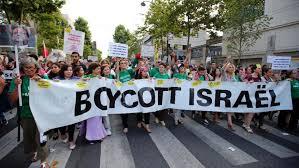 boycott Israel riot