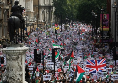 Britain anti-Israel