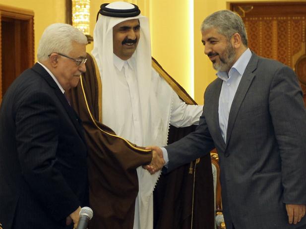 Qatar Hamas Fatah