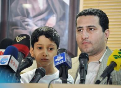 Amiri and son