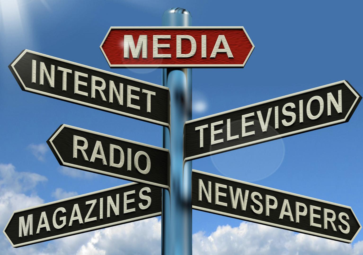 media is corrupt