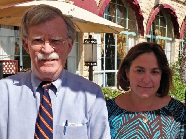 A Conversation with John Bolton - CarolineGlick.com